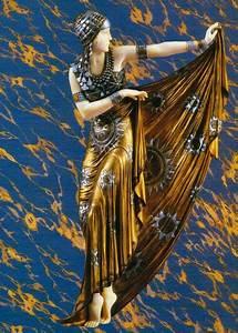 Reinterpreted, Art, Deco, Statue, Unknown, Modified, Art, By