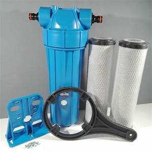 Koi Pond Water Filter For Fish Pond Chlorine Removal