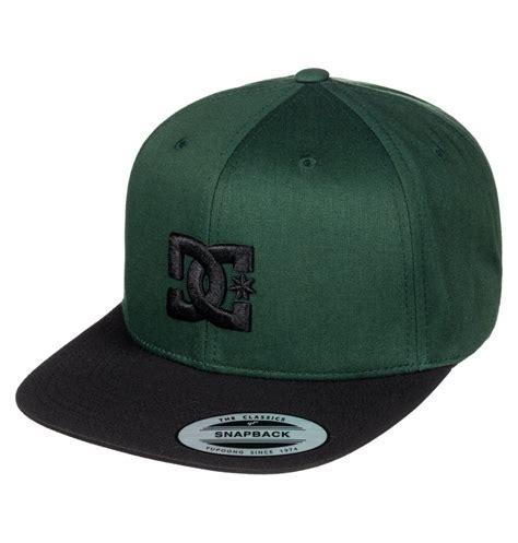 dc snapback black grey 39 s snappy snapback hat 888327965321 dc shoes