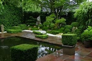 Garten Pflanzen : zen garten anlegen die hauptelemente des japanischen gartens ~ Eleganceandgraceweddings.com Haus und Dekorationen