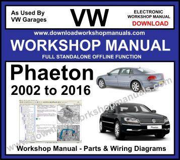 free online auto service manuals 2006 volkswagen phaeton head up display vw phaeton workshop manual