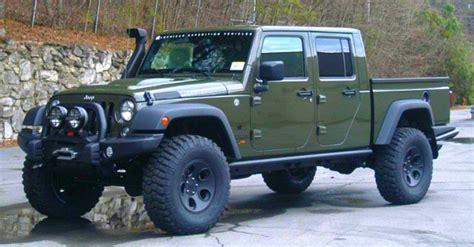 jeep wrangler truck jeep wrangler pickup ferrari dino cop corvette weird