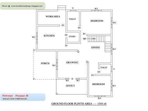 1000 sq ft house plans 2 bedroom indian style 1000 sq ft house plans 1200 sq ft house plan for 1000 sq
