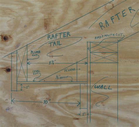 home interiors wall framing eaves and rakes jlc framing roof framing