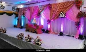 Wedding Reception Decoration at Sri Devi Mahal