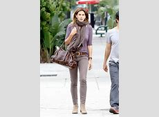 Cindy Crawford Street Style Out in Beverly Hills