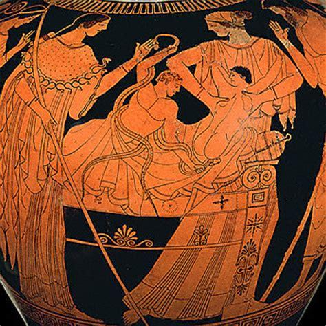 chambre lit mythologie grecque héraclès 3 9
