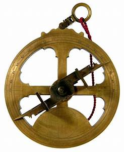 1580s Iberian astrolabe (reproduction) - the homepage of ...