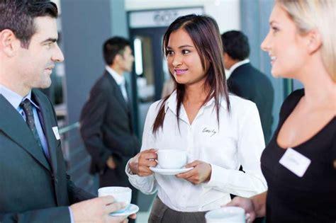 nespresso bureau the do s and don ts of networking careerbuilder