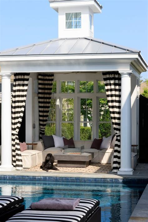 how to decorate a pool gazebo 23 ideas shelterness