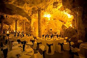 Cave The Perfect Setting For Jayde Sean39s Elegant Wedding