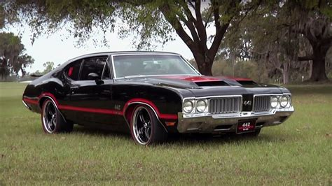 Seriously Cool 1970 Oldsmobile Cutlass 442 W-30