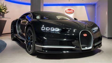 The Opulent Process Of Buying A Bugatti Chiron
