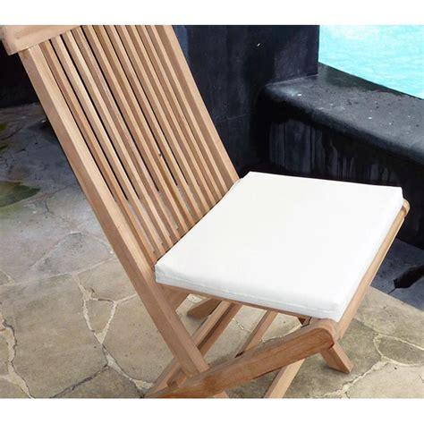 chaises teck coussins de chaise et fauteuils en teck