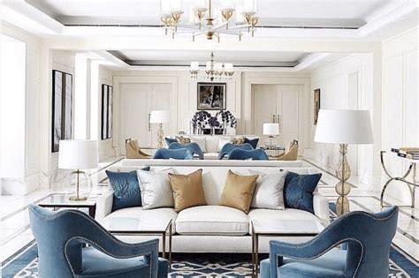 gambar desain ruang tamu mewah elegan informasi desain