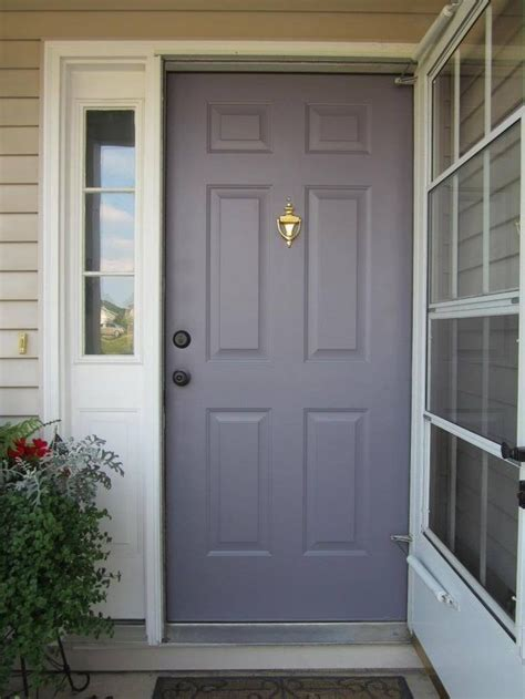 how to paint a metal house door house plan 2017
