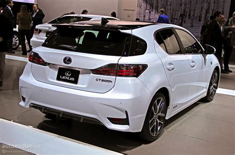 2014 Lexus Ct 200h  Information And Photos Momentcar