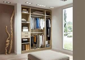 Solution Dressing Pas Cher : placard dressing le rangement design personnalis ~ Premium-room.com Idées de Décoration