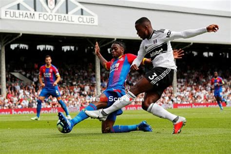 Fulham vs Crystal Palace Preview and Prediction Live ...
