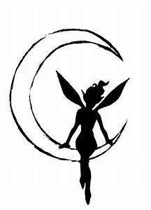 25 best ideas about fairy silhouette on pinterest magic With fairy cut out template