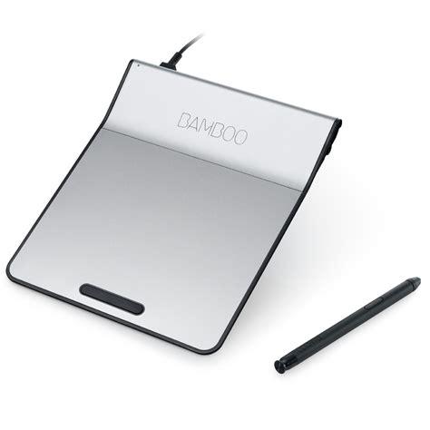 souris pour ordinateur de bureau wacom bamboo pad usb tablette graphique wacom sur ldlc com