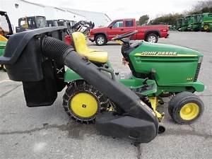 1999 John Deere 345 Lawn  U0026 Garden And Commercial Mowing