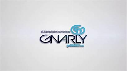 Gnarly Nutrition Bumper Logos