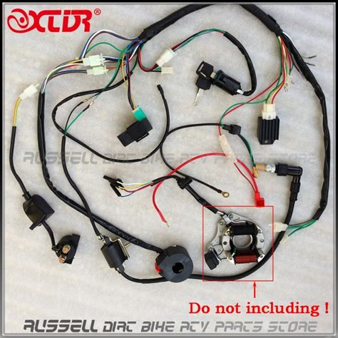 buy full electrics wiring harness cdi