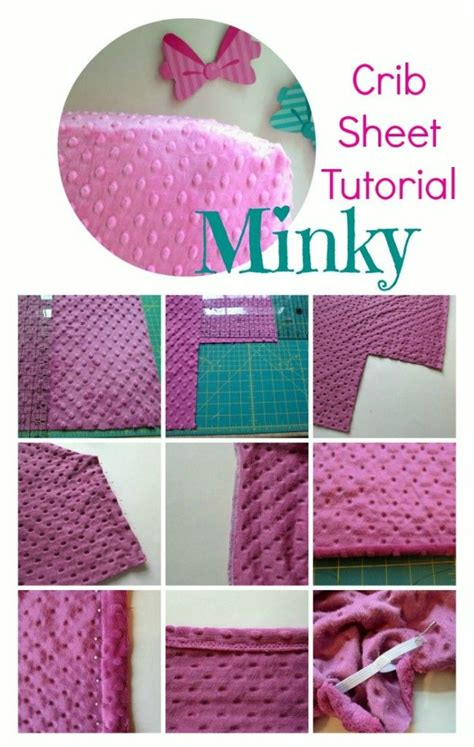 25 ideas about crib sheet tutorial on