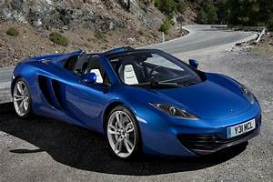 Used 2013 McLaren MP4-12C Spider for sale - Pricing ...