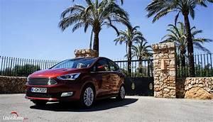 Essai Ford C Max : ford c max une belle cure de jouvence pour le monospace les voitures ~ Medecine-chirurgie-esthetiques.com Avis de Voitures