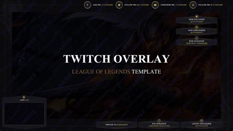 twitch alert images template 187 twitch overlay template 006 twitch overlay maker