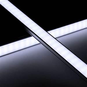 Led Lichtleiste Außen 230v : slim line alu led lichtleiste ab 27 5cm mit 56 leds abdeckung diffus ~ Buech-reservation.com Haus und Dekorationen