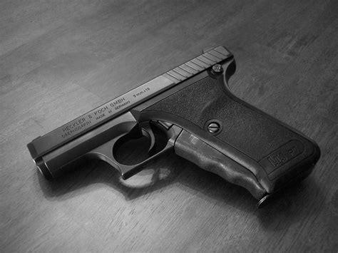 heckler koch p  hk p    unique modern pistol hubpages