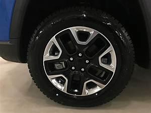 New 2018 Jeep Compass Trailhawk 4x4