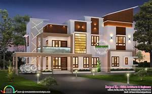 Modern, Style, 6, Bhk, 2500, Sq-ft, House