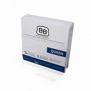 breathable and hypo allergenic mattress protector With brooklyn bedding mattress protector