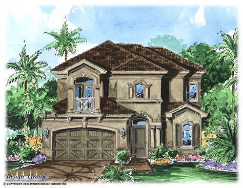 ravello house plan mediterranean villa home plan