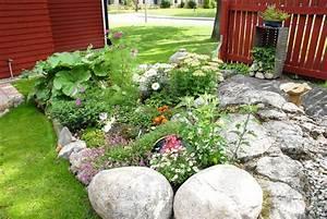 Decoration Jardin Pierre : idee deco jardin avec pierres mc immo ~ Dode.kayakingforconservation.com Idées de Décoration
