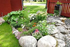 idee deco jardin avec pierres mc immo With decoration jardin avec pierres