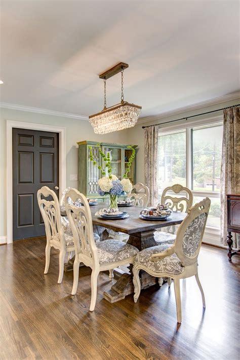 dining room pottery barn clarissa chandelier house reno