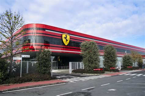 ferrari factory i got a ferrari for my birthday