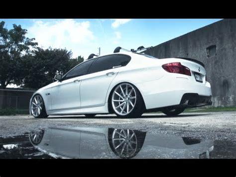 bmw  vossen cvt directional wheels rims youtube