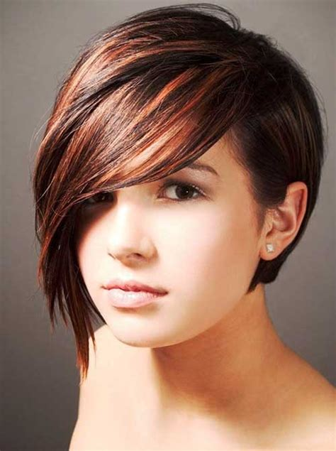 2014 short hairstyles for thick hair the best short
