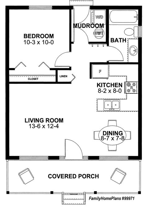 1 bedroom cottage floor plans small cabin house plans small cabin floor plans small