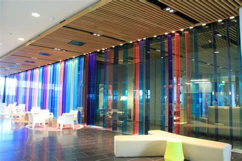 Decorative Laminated Glass   Metro Performance Glass