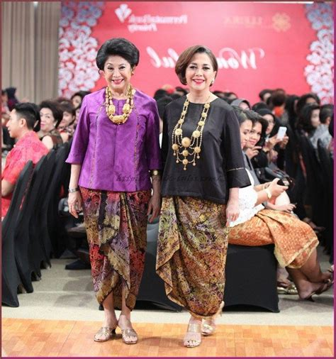 songket affair images  pinterest kebaya