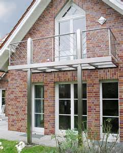 balkon aus aluminium bartz metallbau balkon vorstellbalkon aus edelstahl glas und aluminium bielefeld herford