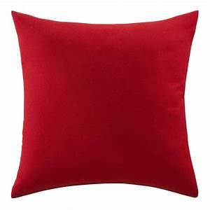 Coussin Exterieur Maison Du Monde : coussin d 39 ext rieur rouge 40 x 40 cm maisons du monde ~ Melissatoandfro.com Idées de Décoration