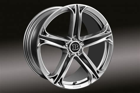 Brabus Mercedes Wheels by Brabus Monoblock T Wheels Liquid Anthracite Mercedes